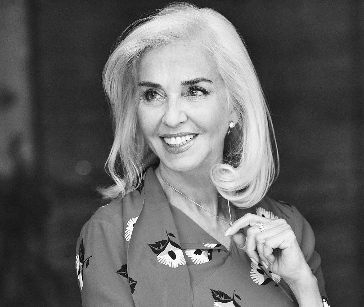 Dº Hortensia Mª Herrero, Presidenta de la Fundación Hortensia Herrero