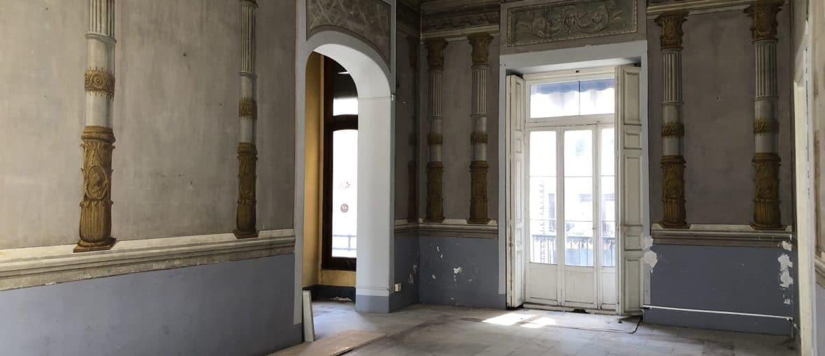 El Centre d'Art Hortensia Herrero comença les obres de rehabilitació de les futures oficines
