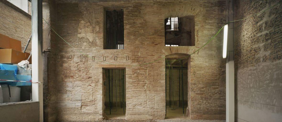 El Centro de Arte Hortensia Herrero inicia la última fase de las obras del palacio Valeriola